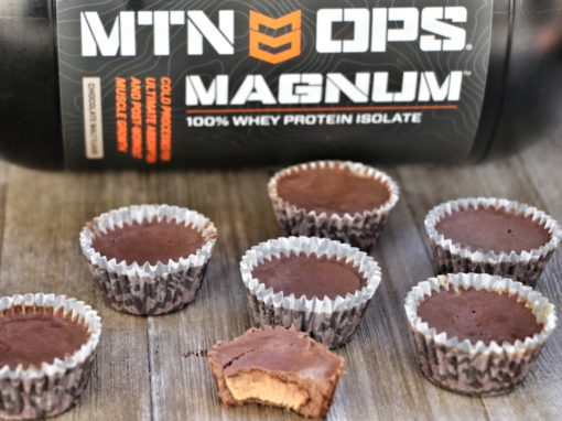 MTN OPS Protein PB cups